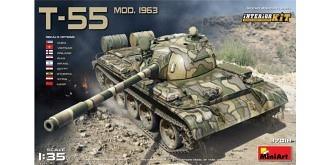 Mini Art Panzer T55 1963 1:35 Kit Plastik