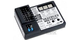 Multiplex Multigyro G3 3-Achs Stabilisierungsystem
