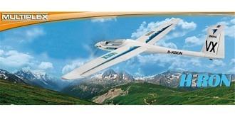 RC Flug Multiplex Heron 2400mm E-Segler KIT