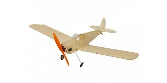 RC Flug Micro Spacewalker 460mm Kit Holz