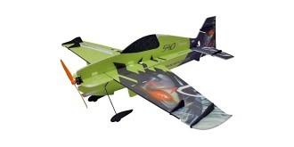 RC Flug RC Factory Edge 540 V3 grün Combo 840mm
