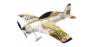 RC Flug RC Factory Slick Superlite gold 830mm