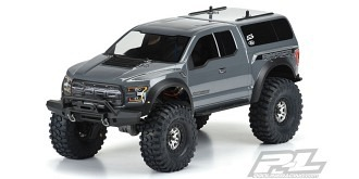 Karosserie Ford F150 Raptor 1:10 TRX-4 unlackiert