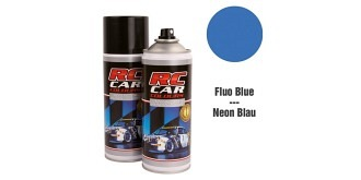 Lexan Spray blau Fluo 150ml