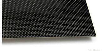 Platte Carbon-Balsa Sandwich 2mm 160x300mm