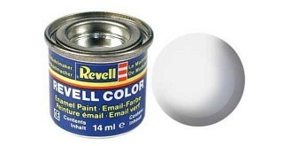 Farbe   5 weiss Email  matt         14 ml