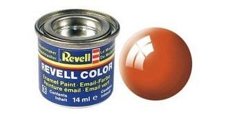 Farbe  30 orange Email  glanz        14 ml