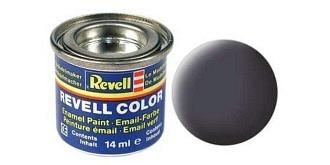 Farbe  74 grau gunship Email  matt         14 ml