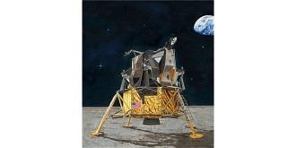 REVELL Mondlandefähre Eagle Apollo 11 1:48 Kit Plastik
