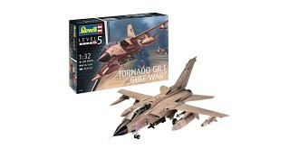 REVELL Tornado GR1 Gulf War 1:32 KIT Plastik