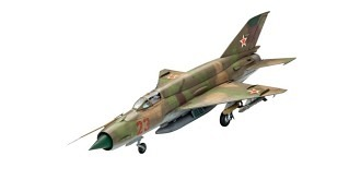 REVELL MiG-21 SMT 1:48 Kit Plastik