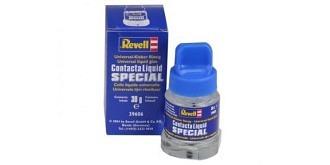 Kleber Revell Liquid spezial Chrom + Klarsichtteile