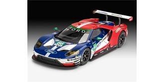 REVELL Ford GT Le Mans 2017 1:24 Kit Plastik