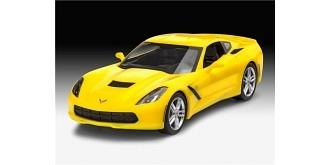 Revell Corvette 2014 Stingray 1:25 Kit Plastik