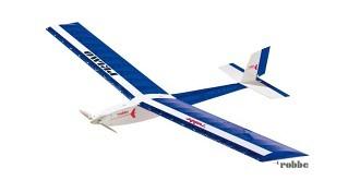 RC Flug Robbe Primo 1530mm Kit Holz