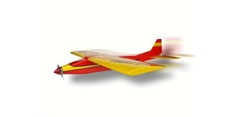 RC Flug Robbe Rasant 900mm Kit Holz