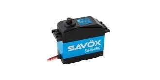 Servo Savox SW-0241MG 7,4V 40,0kg  0.17 66x30x59