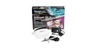 SprayCraft Airbrush inkl Kompressor