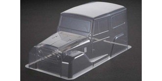Karosserie TAMIYA CR-01 Toyota Landcruiser unlack.
