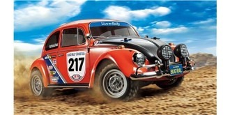 RC Kit Tamiya VW Käfer Rally MF-01X 4WD 1:10