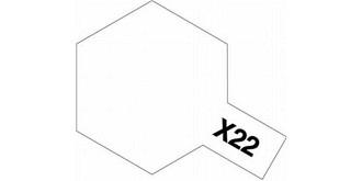 Farbe X  22  farblos Acryl glanz 10ml