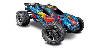 RC Car Traxxas Rustler VXL 4WD 1:10 RTR