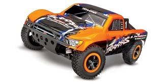 RC Car Traxxas Slash 4x4 VXL TSM 1:10 RTR
