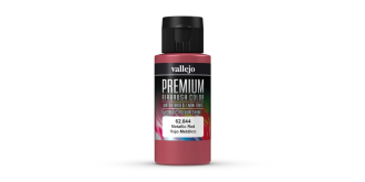 Vallejo PR Metallic Red 60 ml.
