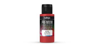 Vallejo PR Candy Red 60 ml.