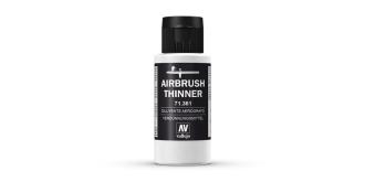 Vallejo AU Airbrush Thinner 60 ml.