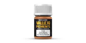 Vallejo PI Natural Sienna 30 ml.