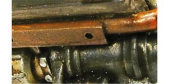 Vallejo WE Brown Engine Soot 40ml
